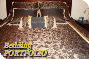 view bedding portfolio